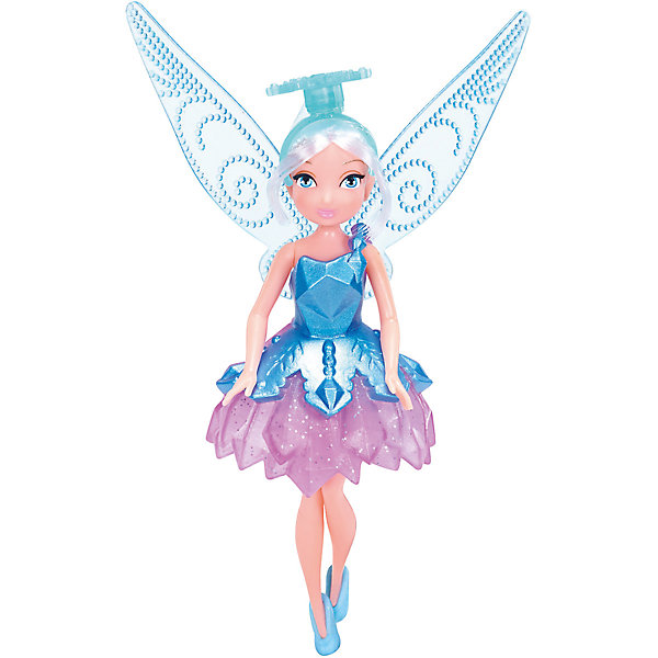 Игровой набор Disney Fairy Бутик с мини-куклой. Фея НезабудкаИдеи подарков<br>Характеристики товара:<br><br>- цвет: разноцветный;<br>- материал: пластик;<br>- подвижные части тела;<br>- комплектация: кукла, аксессуары;<br>- размер упаковки: 25х6х30 см.<br>- размер куклы: 11 см.<br><br>Эти симпатичные куклы в виде фей из диснеевского мультфильма «Тайны пиратского острова» от известного бренда не оставят девочку равнодушной! Какая девочка сможет отказаться поиграть с куклами, которых можно переодевать благодаря набору аксессуаров?! В комплект входят наряды и аксессуары. Игрушка очень качественно выполнена, поэтому она станет замечательным подарком ребенку. <br>Продается набор в красивой удобной упаковке. Изделие произведено из высококачественного материала, безопасного для детей.<br><br>Игровой набор «Бутик», с аксессуарами, голубой, Феи Дисней, можно купить в нашем интернет-магазине.<br>Ширина мм: 305; Глубина мм: 255; Высота мм: 60; Вес г: 435; Возраст от месяцев: 36; Возраст до месяцев: 2147483647; Пол: Женский; Возраст: Детский; SKU: 5140247;