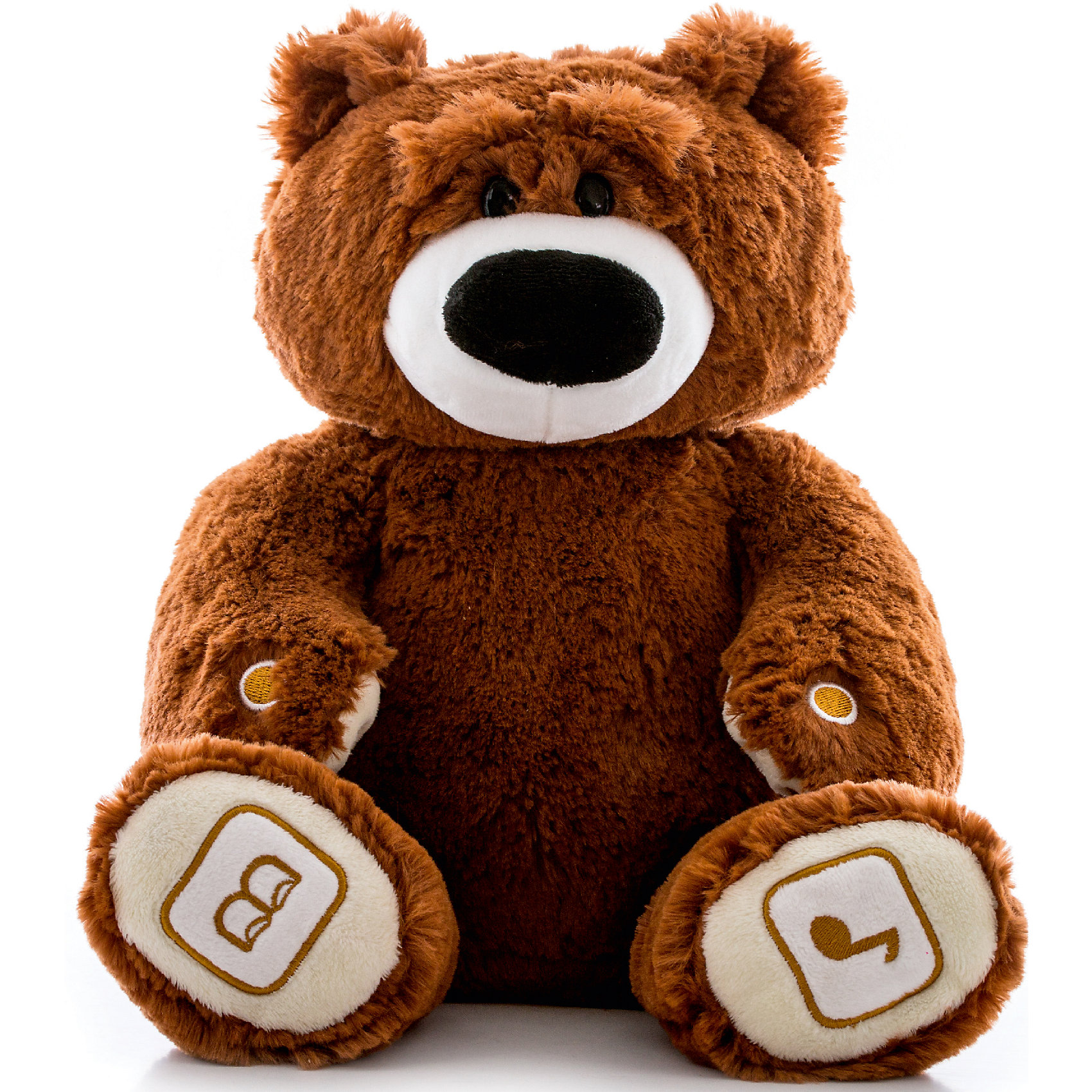 Интерактивный медведь, коричневый, Luvn LearnИнтерактивные мягкие игрушки<br>Характеристики товара:<br><br>- цвет: коричневый;<br>- материал: текстиль, пластик, металл;<br>- батарейки: 3xAА, в комплекте;<br>- размер упаковки: 27x34x23 см;<br>- вес : 1355 г;<br>- умеет петь, рассказывать сказки, записывать звуки, упоавляется через мобильные устройства, может быть гарнитурой для теелфона или skype.<br><br>Такая игрушка в виде медведя снанет отличным подарком и для взрослого и для ребенка. Это разработка нового поколения, имеющая множество функций! Она поможет ребенку весело проводить время - мишка петь, рассказывать сказки, записывать звуки, упоавляется через мобильные устройства, может быть гарнитурой для телефона или skype. Это выглядит очень забавно! Чтобы исследовать все функции медведя, нужно устоновить на смартфон бесплатное прриложение.<br>Медведь способен помогать всестороннему развитию ребенка: развивать тактильное восприятие, мелкую моторику, воображение, внимание и логику. Изделие произведено из качественных материалов, безопасных для ребенка. Оно станет отличным подарком детям!<br><br>Игрушку Интерактивный медведь от брендаLuvn Learn можно купить в нашем интернет-магазине.<br><br>Ширина мм: 220<br>Глубина мм: 340<br>Высота мм: 270<br>Вес г: 2000<br>Возраст от месяцев: 36<br>Возраст до месяцев: 2147483647<br>Пол: Унисекс<br>Возраст: Детский<br>SKU: 5141879