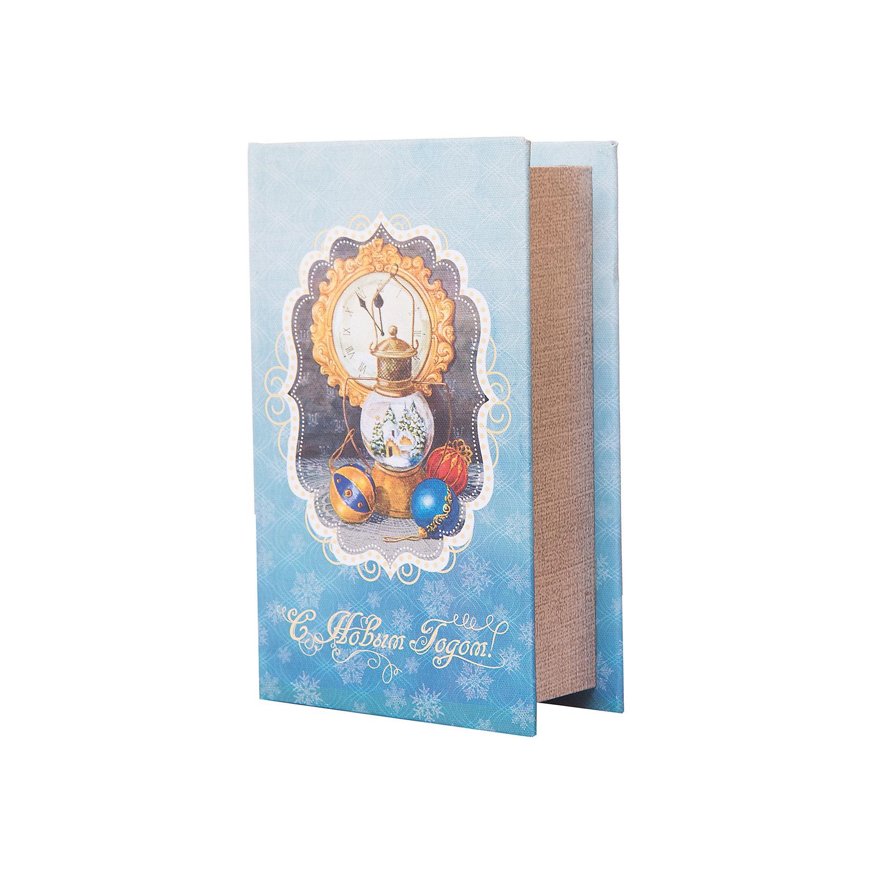 Феникс-Презент Декоративная шкатулка Новогодняя лампа (17*11*5, из МДФ) шкатулка декоративная zw001080 28 5 20 5 7см