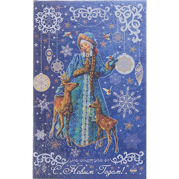 Декоративная шкатулка Снегурочка и оленята (17*11*5см, из МДФ)Упаковка новогоднего подарка<br>Декоративная шкатулка Снегурочка и оленятаарт.41712 (17*11*5см, из МДФ) / 17*11*5 арт.41712<br>Ширина мм: 180; Глубина мм: 120; Высота мм: 60; Вес г: 307; Возраст от месяцев: 60; Возраст до месяцев: 600; Пол: Унисекс; Возраст: Детский; SKU: 5144547;