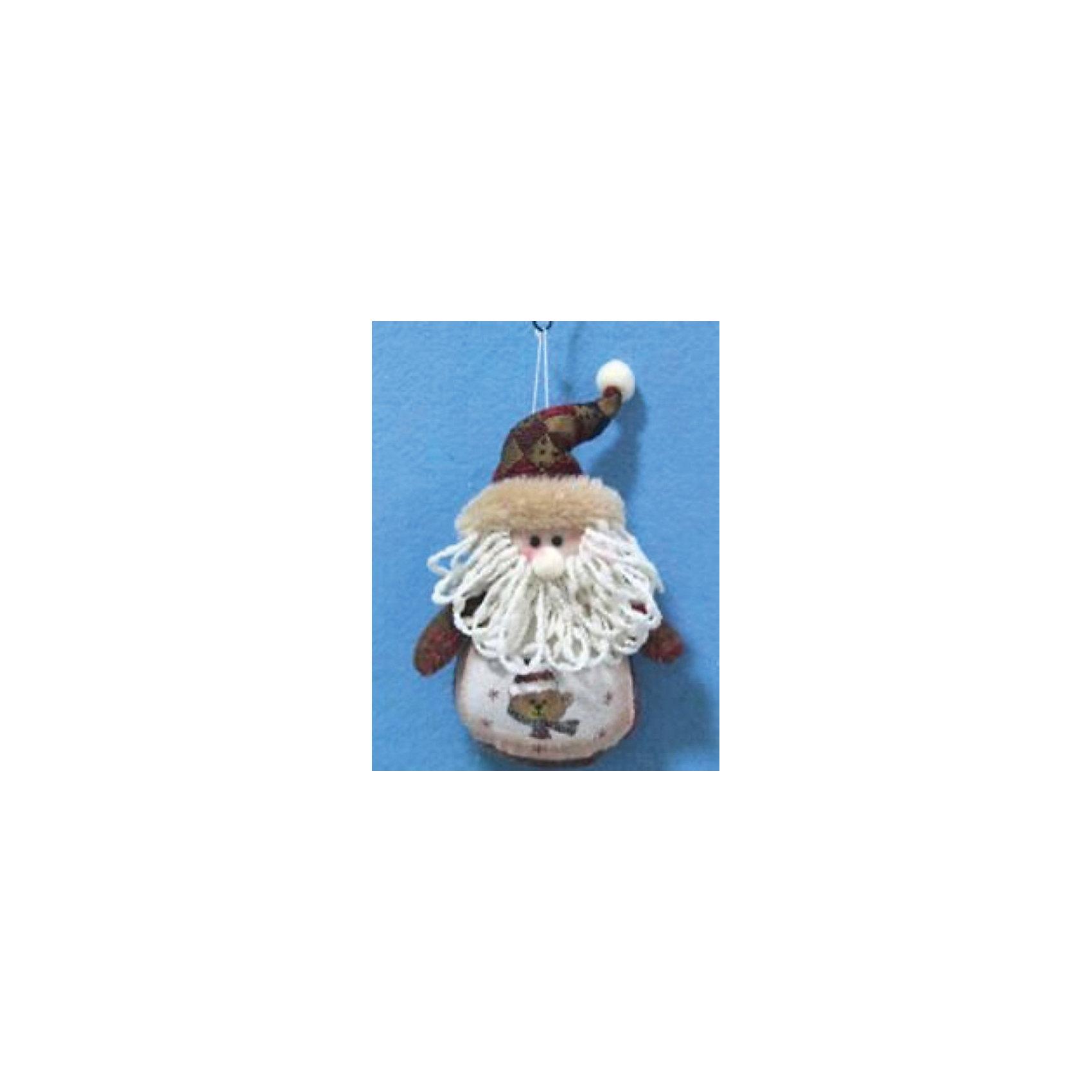 Феникс-Презент Новогоднее подвесное украшение (полиэстер) новогоднее подвесное украшение феникс презент кленовый лист