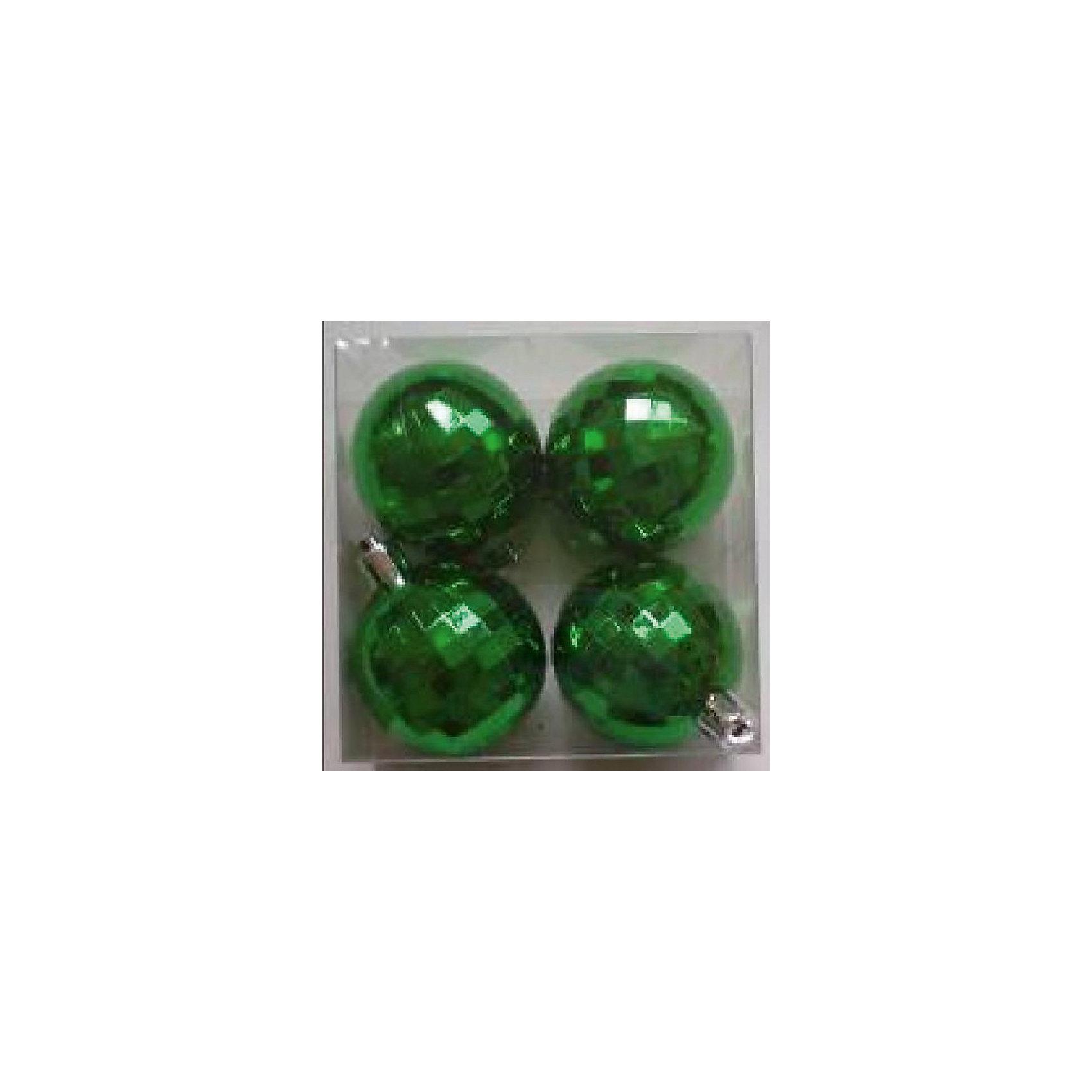 Новогоднее подвесное украшение шар Зеленый диско (4 см, набор 4 шт, пластик)Всё для праздника<br>Новогоднее подвесн. украш. шар Зеленый диско арт.35499 (4 см, набор 4 шт. (пластик)) арт.35499<br><br>Ширина мм: 80<br>Глубина мм: 40<br>Высота мм: 80<br>Вес г: 26<br>Возраст от месяцев: 60<br>Возраст до месяцев: 600<br>Пол: Унисекс<br>Возраст: Детский<br>SKU: 5144661