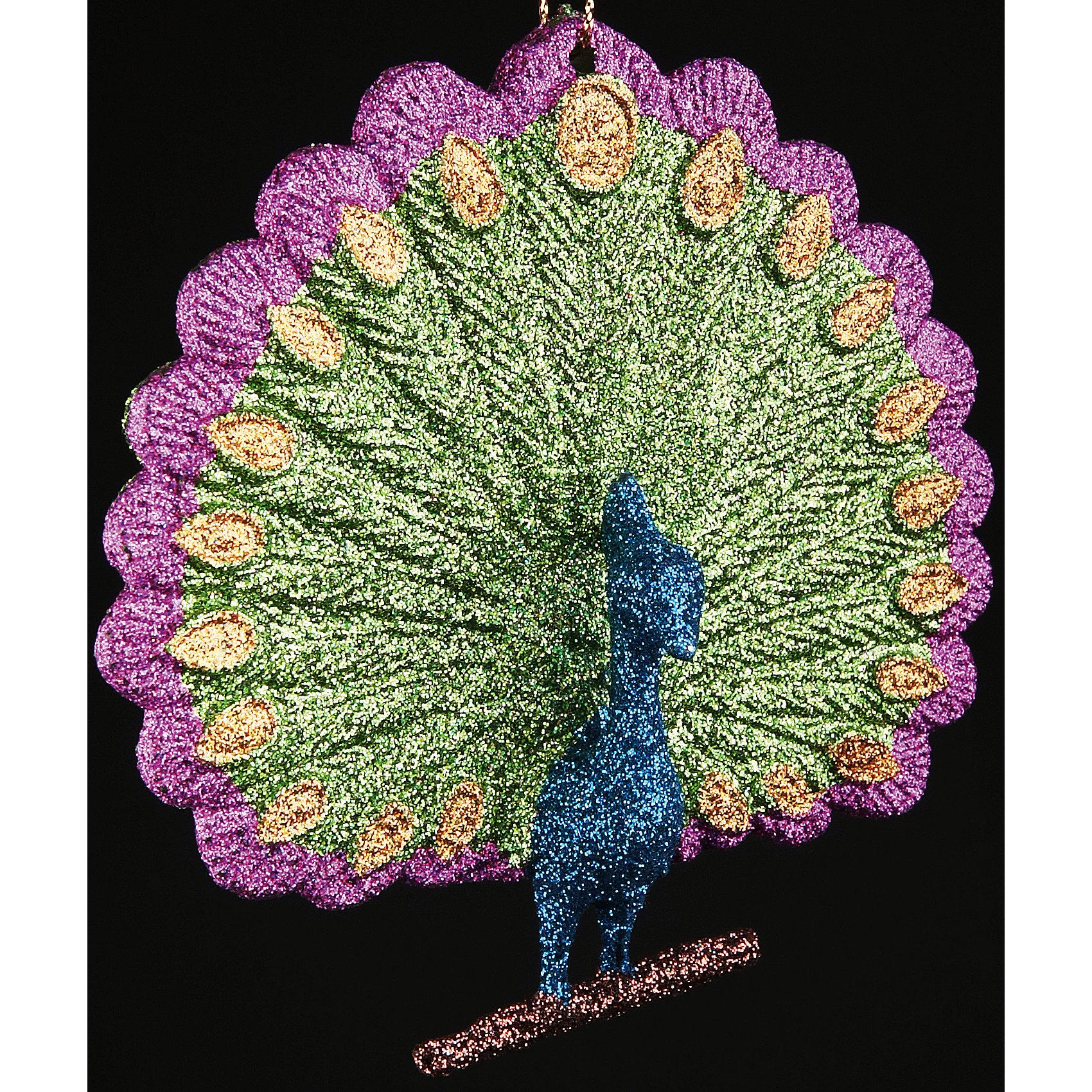 Феникс-Презент Новогоднее  подвесное елочное украшение из пластика феникс презент
