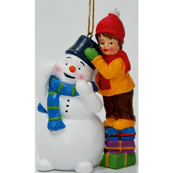 Новогоднее подвесное украшение (5.5*3.5*8см, из полирезины)Ёлочные игрушки<br>Новогоднее подвесн.украш. арт 38315 (5.5*3.5*8см, из полирезины) / 5.5*3.5*8 арт.38315<br><br>Ширина мм: 60<br>Глубина мм: 40<br>Высота мм: 80<br>Вес г: 73<br>Возраст от месяцев: 60<br>Возраст до месяцев: 600<br>Пол: Унисекс<br>Возраст: Детский<br>SKU: 5144731