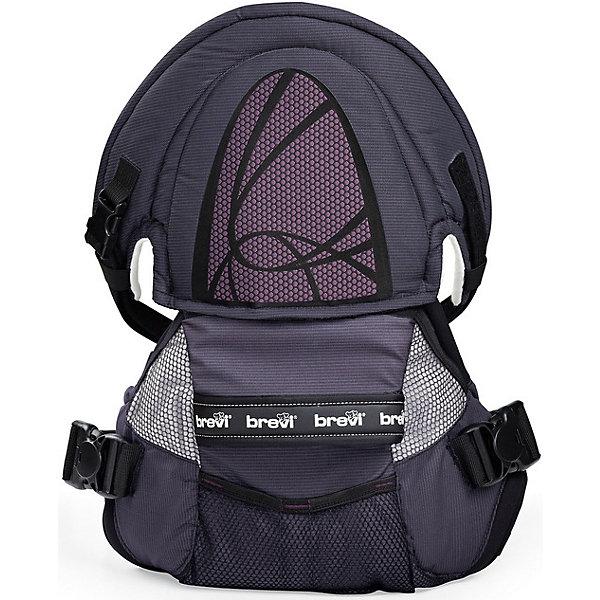 Рюкзачок для переноски детей Pod (015/043), Brevi, фиолетовыйРюкзаки-переноски<br>Характеристики рюкзачка для переноски детей Brevi Pod: <br><br>- вес: 1,9 кг<br>- вес упаковки: 0,4 кг<br>- размер упаковки: 37*42*27 см<br>- объем упаковки: 0,043 м3<br>- минимальный вес ребенка: 3,5 кг.<br><br>Рюкзачок для переноски детей торговой марки Brevi Pod инновационный рюкзак-переноска, который можно использовать до 4-летнего возраста ребенка. Конструкция рюкзака такова, что она защищает от перегрузок Ваш позвоночник, снимает нагрузку с области спины и шеи, добавляя еще две новые точки опоры – под мышкой и на плечи. Изделие могут использовать даже бабушки и дедушки, не боясь нагрузки на спину. Ребенок при этом находится в анатомически правильном положении. Рюкзачок можно использовать с первых месяцев жизни Вашего малыша и достаточно долго время. Если уже подросший ребенок устал или вам необходимо быстро дойти до детской площадки или магазина, Brevi Pod всегда придет на помощь.<br><br>Рюкзачок для переноски детей торговой марки Brevi Pod можно купить в нашем интернет-магазине.<br>Ширина мм: 275; Глубина мм: 375; Высота мм: 420; Вес г: 2300; Возраст от месяцев: 0; Возраст до месяцев: 36; Пол: Унисекс; Возраст: Детский; SKU: 5144752;