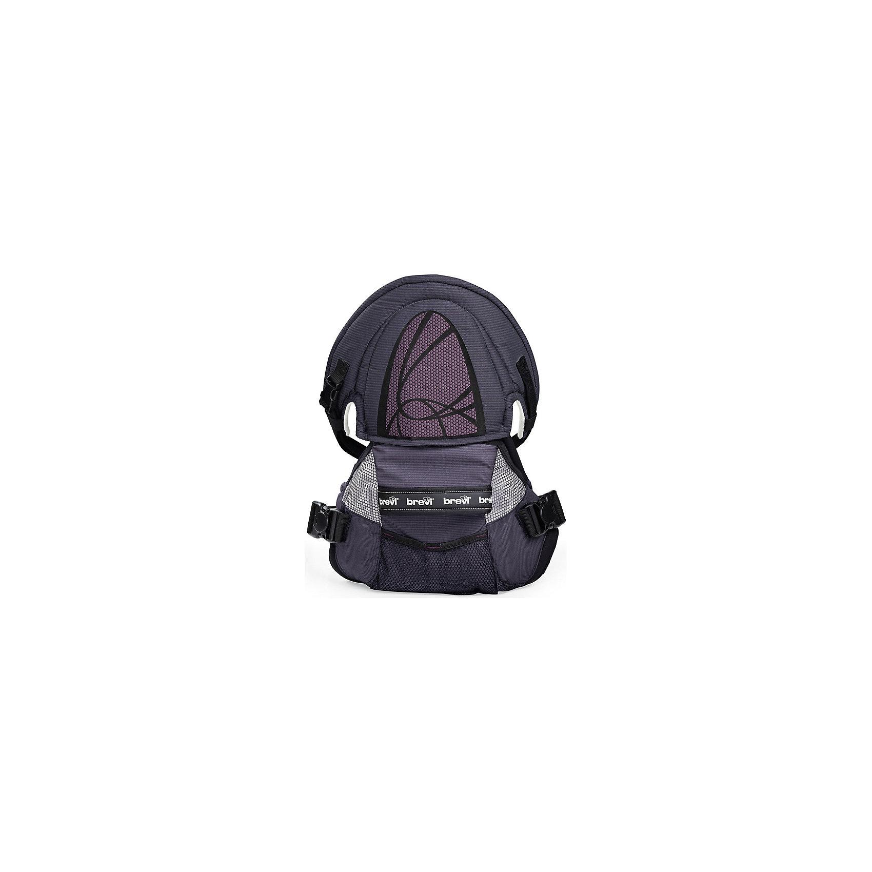 Рюкзачок для переноски детей Pod (015/043), Brevi, фиолетовыйСлинги и рюкзаки-переноски<br>Характеристики рюкзачка для переноски детей Brevi Pod: <br><br>- вес: 1,9 кг<br>- вес упаковки: 0,4 кг<br>- размер упаковки: 37*42*27 см<br>- объем упаковки: 0,043 м3<br>- минимальный вес ребенка: 3,5 кг.<br><br>Рюкзачок для переноски детей торговой марки Brevi Pod инновационный рюкзак-переноска, который можно использовать до 4-летнего возраста ребенка. Конструкция рюкзака такова, что она защищает от перегрузок Ваш позвоночник, снимает нагрузку с области спины и шеи, добавляя еще две новые точки опоры – под мышкой и на плечи. Изделие могут использовать даже бабушки и дедушки, не боясь нагрузки на спину. Ребенок при этом находится в анатомически правильном положении. Рюкзачок можно использовать с первых месяцев жизни Вашего малыша и достаточно долго время. Если уже подросший ребенок устал или вам необходимо быстро дойти до детской площадки или магазина, Brevi Pod всегда придет на помощь.<br><br>Рюкзачок для переноски детей торговой марки Brevi Pod можно купить в нашем интернет-магазине.<br><br>Ширина мм: 275<br>Глубина мм: 375<br>Высота мм: 420<br>Вес г: 2300<br>Возраст от месяцев: 0<br>Возраст до месяцев: 36<br>Пол: Унисекс<br>Возраст: Детский<br>SKU: 5144752