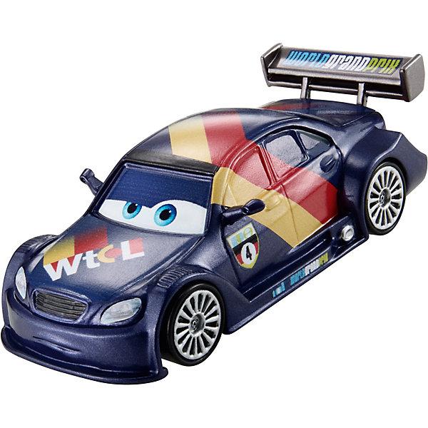 Литая машинка, Тачки-2Машинки<br>Литая машинка Делюкс от компании «Mattel» выполнена в виде главного персонажа мультфильма «Тачки 2». Изготовленная из металла в масштабе 1:55 игрушка отличается высокой степенью детализации и качеством исполнения. Завладев несколькими моделями, малыш сможет окунуться в любимый мультипликационный мир, устроить красочные показательные выступления среди машинок-киногероев.<br><br>Дополнительная информация:<br><br>- Материал: металл<br>- В упаковке: 1 шт.<br>- Размер машинки: 8 см.<br><br>Литую машинку, Тачки-2 можно купить в нашем магазине.<br><br>Ширина мм: 135<br>Глубина мм: 45<br>Высота мм: 160<br>Вес г: 80<br>Возраст от месяцев: 36<br>Возраст до месяцев: 72<br>Пол: Мужской<br>Возраст: Детский<br>SKU: 5146048