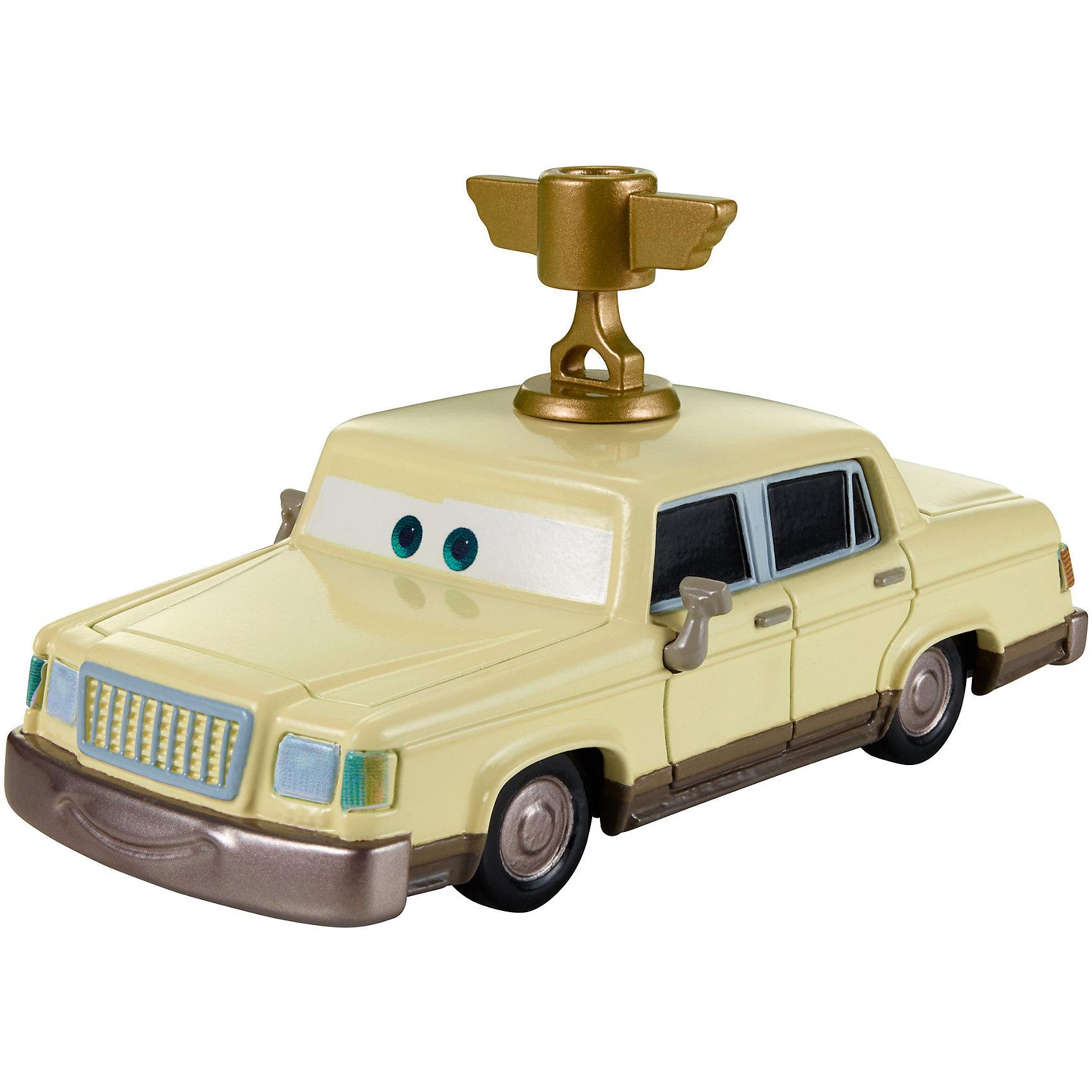 Литая машинка, Тачки-2Тачки<br>Литая машинка Делюкс от компании «Mattel» выполнена в виде главного персонажа мультфильма «Тачки 2». Изготовленная из металла в масштабе 1:55 игрушка отличается высокой степенью детализации и качеством исполнения. Завладев несколькими моделями, малыш сможет окунуться в любимый мультипликационный мир, устроить красочные показательные выступления среди машинок-киногероев.<br><br>Дополнительная информация:<br><br>- Материал: металл<br>- В упаковке: 1 шт.<br>- Размер машинки: 8 см.<br><br>Литую машинку, Тачки-2 можно купить в нашем магазине.<br><br>Ширина мм: 135<br>Глубина мм: 45<br>Высота мм: 160<br>Вес г: 80<br>Возраст от месяцев: 36<br>Возраст до месяцев: 72<br>Пол: Мужской<br>Возраст: Детский<br>SKU: 5146068