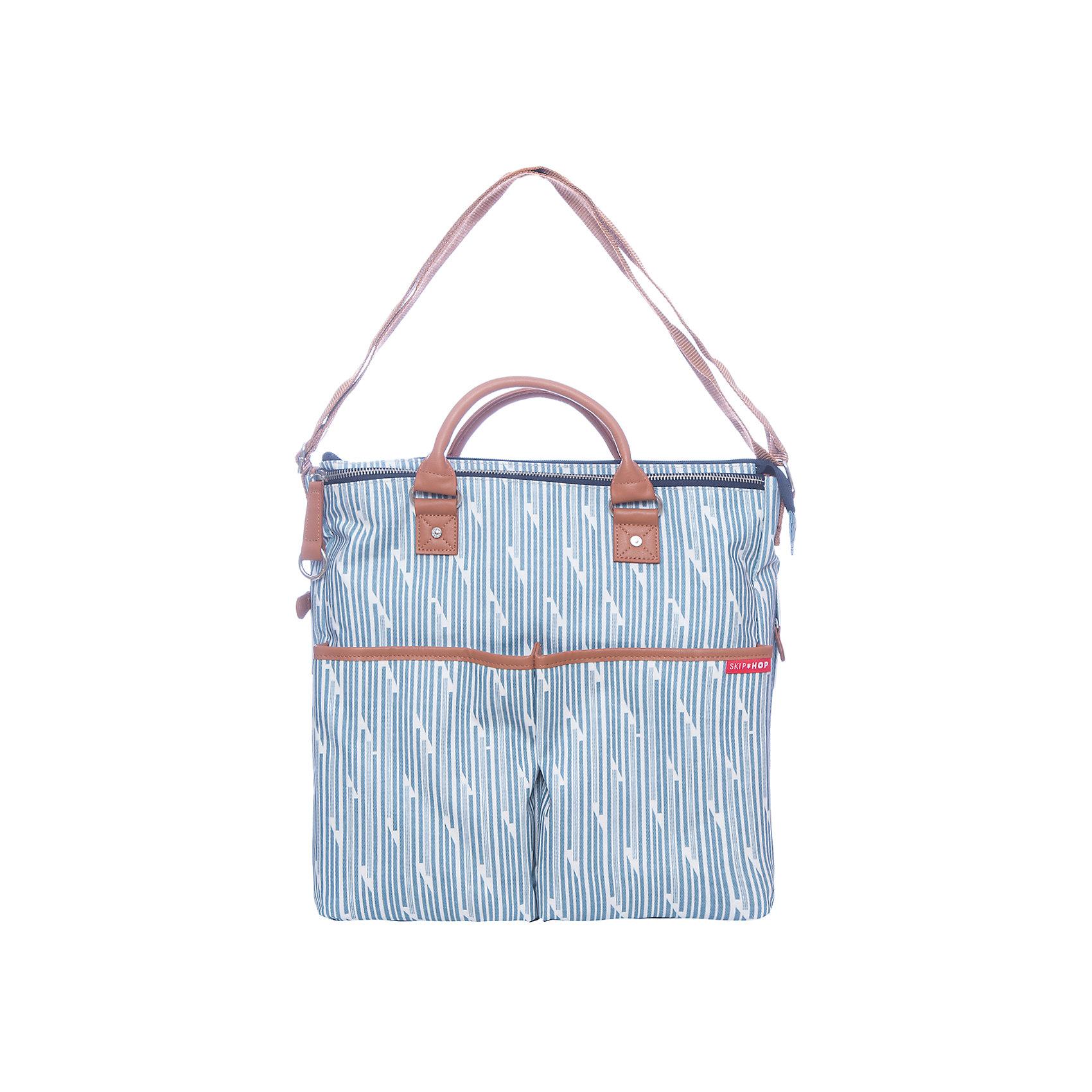 SkipHop Сумка для мамы на коляску, SkipHop сумки для мамы petunia pickle bottom сумка для мамы downtown tote