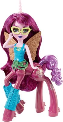 Mattel укла ѕенепола —тимтейл, Fright-Mares, Monster High