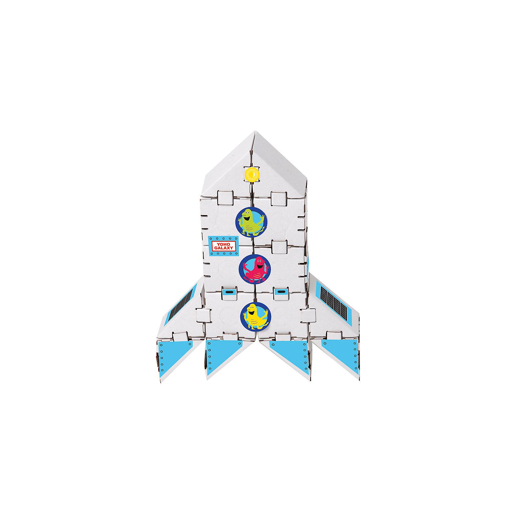Картонный конструктор Ракета на Марс, YohocubeБренды конструкторов<br>Картонный конструктор Ракета на Марс, Yohocube (Йохокуб). <br><br>Характеристика:<br><br>• Материал: усиленный картон (1,5 мм). <br>• Размер упаковки: 37х31х5,5 см. <br>• Размер одного кубика: 8 см. <br>• 14 деталей. <br>• Оригинальный дизайн. <br>• Развивает моторику рук, внимание, пространственное мышление и воображение. <br><br>С помощью этого оригинального конструктора ребенок сможет собрать ракету. Размер кубиков идеально подходит для детских рук. Простые и удобные крепления позволят ребенку собирать конструктор без помощи взрослых. Все детали изготовлены из высококачественного прочного картона с применением нетоксичных безопасных красителей. Игры с конструктором полезное и очень увлекательное занятие, развивающее внимание, мелкую моторику, пространственное мышление и воображение. <br><br>Картонный конструктор Ракета на Марс Yohocube (Йохокуб), можно купить в нашем интернет-магазине.<br><br>Ширина мм: 370<br>Глубина мм: 310<br>Высота мм: 55<br>Вес г: 500<br>Возраст от месяцев: 72<br>Возраст до месяцев: 144<br>Пол: Унисекс<br>Возраст: Детский<br>SKU: 5154039