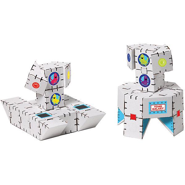 Картонный конструктор Марсианские истории, YohocubeКартонные конструкторы<br>Картонный конструктор Марсианские истории, Yohocube (Йохокуб). <br><br>Характеристика:<br><br>• Материал: усиленный картон (1,5 мм). <br>• Размер упаковки: 36х46х6 см. <br>• Размер одного кубика: 8 см. <br>• 34 детали. <br>• Оригинальный дизайн. <br>• Развивает моторику рук, внимание, пространственное мышление и воображение. <br><br>Собери оригинальные марсоходы и почувствуй себя покорителем космоса! Все детали набора выполнены из прочного экологичного картона, они надежно и легко крепятся друг к другу, не рассыпаются и не мнутся. Прекрасный подарок на любой праздник! <br>Конструирование - отличный вид творческой деятельности, в процессе которого развивается внимание, моторика рук, пространственное мышление и воображение. <br><br>Картонный конструктор Марсианские истории, Yohocube (Йохокуб) можно купить в нашем интернет-магазине.<br><br>Ширина мм: 460<br>Глубина мм: 360<br>Высота мм: 60<br>Вес г: 960<br>Возраст от месяцев: 72<br>Возраст до месяцев: 144<br>Пол: Унисекс<br>Возраст: Детский<br>SKU: 5154041