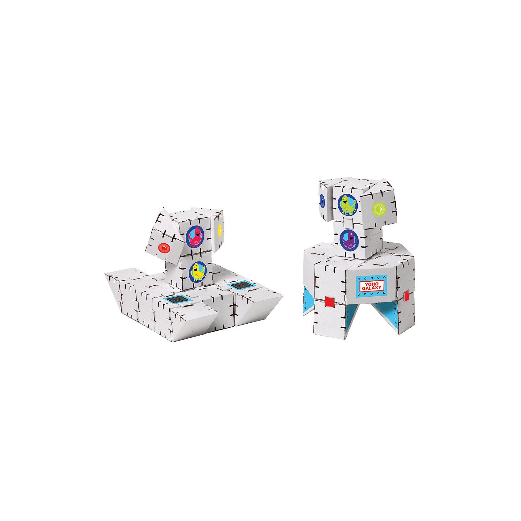 Картонный конструктор Марсианские истории, YohocubeБренды конструкторов<br>Картонный конструктор Марсианские истории, Yohocube (Йохокуб). <br><br>Характеристика:<br><br>• Материал: усиленный картон (1,5 мм). <br>• Размер упаковки: 36х46х6 см. <br>• Размер одного кубика: 8 см. <br>• 34 детали. <br>• Оригинальный дизайн. <br>• Развивает моторику рук, внимание, пространственное мышление и воображение. <br><br>Собери оригинальные марсоходы и почувствуй себя покорителем космоса! Все детали набора выполнены из прочного экологичного картона, они надежно и легко крепятся друг к другу, не рассыпаются и не мнутся. Прекрасный подарок на любой праздник! <br>Конструирование - отличный вид творческой деятельности, в процессе которого развивается внимание, моторика рук, пространственное мышление и воображение. <br><br>Картонный конструктор Марсианские истории, Yohocube (Йохокуб) можно купить в нашем интернет-магазине.<br><br>Ширина мм: 460<br>Глубина мм: 360<br>Высота мм: 60<br>Вес г: 960<br>Возраст от месяцев: 72<br>Возраст до месяцев: 144<br>Пол: Унисекс<br>Возраст: Детский<br>SKU: 5154041