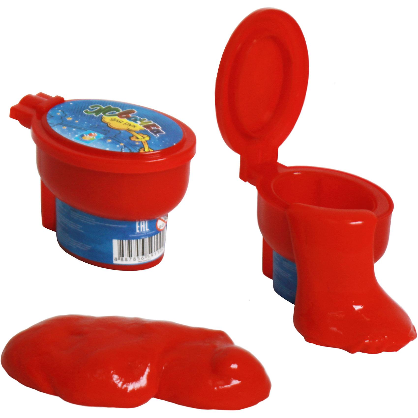 Жвачка для рук Мелкие пакости, издающая звуки, упаковка в виде туалета, 95гр, 1toyЖвачка для рук Мелкие пакости, издающая звуки, упаковка в виде туалета, 95гр, 1toy (1 той).<br><br>Характеристики:<br><br>• Материал: кремнийорганический полимер.<br>• Цвет: красный.<br><br>Жвачка для рук Мелкие пакости, пластичная игрушка на основе кремнийорганического полимера. Жвачка для рук внешне похожа на пластилин или жевательную резинку большого размера. Вещество нетоксично, не имеет ни запаха, ни вкуса, не прилипает к рукам и не пачкается. Жвачка для рук из серия игрушек Мелкие пакости, упакована в виде туалета, издает смешные звуки при попытке убрать жвачку обратно в упаковку.<br><br> Жвачку для рук Мелкие пакости, издающую звуки, упаковка в виде туалета, 95гр, 1toy (1 той), можно купить в нашем интернет – магазине.<br><br>Ширина мм: 100<br>Глубина мм: 65<br>Высота мм: 65<br>Вес г: 151<br>Возраст от месяцев: 36<br>Возраст до месяцев: 192<br>Пол: Унисекс<br>Возраст: Детский<br>SKU: 5154274