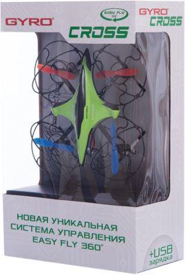 6-осевой Gyro-Cross Квадрокоптер 2,4GHz, 4 Канала, 1toy фото-1