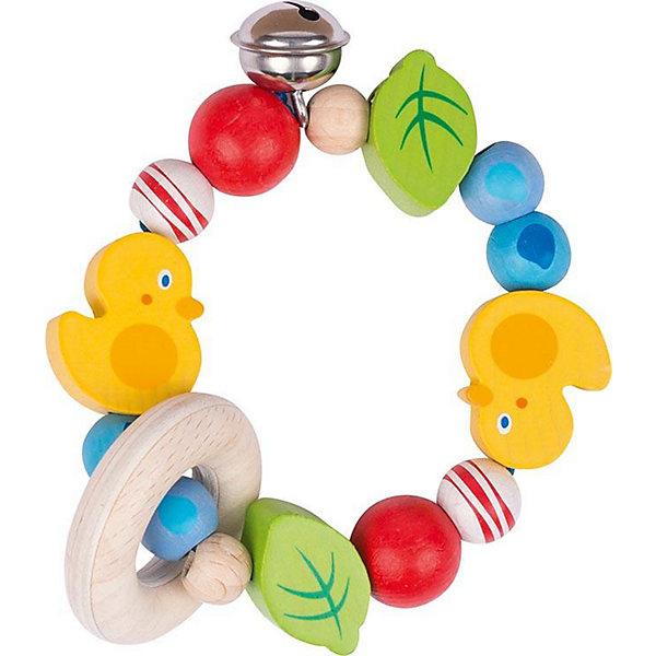 Игрушка-кольцо эластик Уточки, HEIMESSИгрушки для новорожденных<br>Характеристики товара:<br><br>- цвет: разноцветный;<br>- материал: эластик;<br>- размер упаковки: 8x8x8 см;<br>- вес: 50 г.<br><br>Детская красивая игрушка – отличный подарок для родителей и ребенка. В процессе игры с ней ребенок развивает моторику, тактильное восприятие, воображение, внимание и координацию движений. Игрушка тщательно обработана, её можно кусать - она сделана из безопасного материала. Игрушка разработана специально для маленьких ручек ребёнка. <br>Такая игрушка позволит малышу с детства развивать цветовосприятие, также она помогает детям научиться фокусировать внимание. Изделие произведено из качественных материалов, безопасных для ребенка.<br><br>Игрушку-кольцо эластик Уточки от бренда HEIMESS можно купить в нашем интернет-магазине.<br><br>Ширина мм: 80<br>Глубина мм: 80<br>Высота мм: 80<br>Вес г: 56<br>Возраст от месяцев: 3<br>Возраст до месяцев: 24<br>Пол: Унисекс<br>Возраст: Детский<br>SKU: 5155299