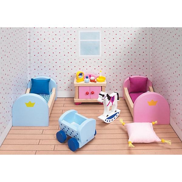 Мебель для кукольной детской (дворец), goki