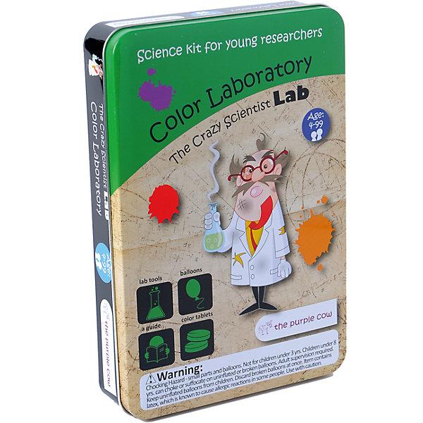 Купить Набор для опытов The Purple Cow Лаборатория цвета , Китай, Унисекс