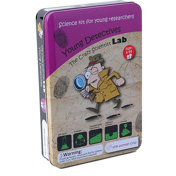 Купить Набор для опытов The Purple Cow Юный детектив , Китай, Унисекс