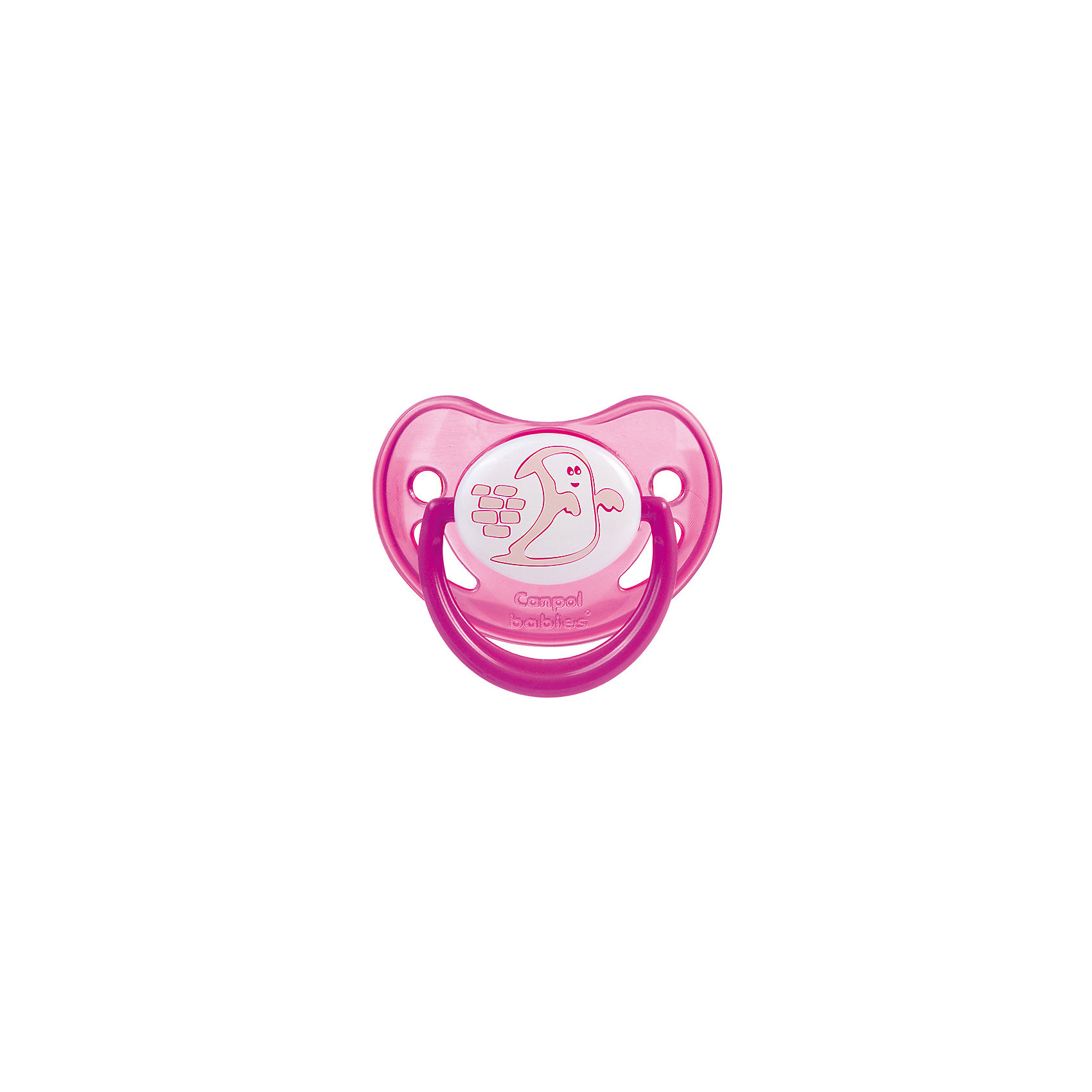 Пустышка анатомическая силиконовая, 0-6 Night Dreams, Canpol Babies, красныйХарактеристики:<br><br>• Наименование: пустышка<br>• Пол: для девочки<br>• Материал: силикон, пластик<br>• Цвет: красный, белый, розовый<br>• Форма: анатомическая<br>• Наличие отверстий для вентиляции<br>• Наличие кольца для держателя<br>• Особенности ухода: регулярная стерилизация и своевременная замена<br><br>Пустышка анатомическая силиконовая, 0-6 Night Dreams, Canpol Babies, красный имеет специальную форму, которая обеспечивает правильное давление на небо. Изготовлена из запатентованного вида силикона, который не имеет запаха. При правильном уходе обеспечивает длительное использование. У соски имеется классический ограничитель с отверстиями для вентиляции и кольцо для держателя, которое светится в темноте. Пустышка анатомическая силиконовая, 0-6 Night Dreams, Canpol Babies, красный выполнена в ярком дизайне с изображением милого привидения.<br><br>Пустышку анатомическую силиконовую, 0-6 Night Dreams, Canpol Babies, красную можно купить в нашем интернет-магазине.<br><br>Ширина мм: 95<br>Глубина мм: 45<br>Высота мм: 155<br>Вес г: 110<br>Возраст от месяцев: 0<br>Возраст до месяцев: 6<br>Пол: Женский<br>Возраст: Детский<br>SKU: 5156608