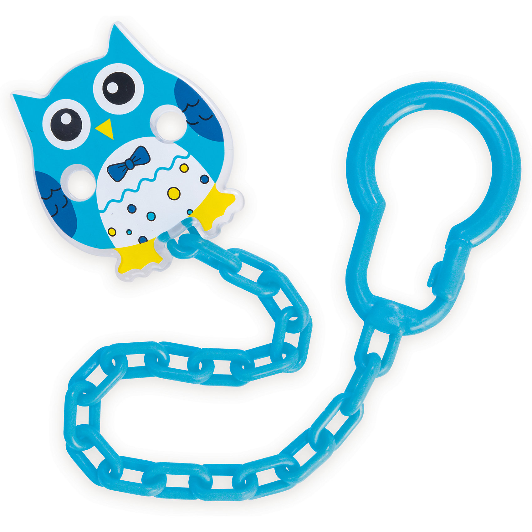 Клипса-держатель для пустышек Сова, 0+, Canpol Babies, синийАксессуары<br>Клипса-держатель для пустышек Сова, 0+, Canpol Babies, синий<br><br>Характеристика:<br>-Возраст: от 0 месяцев<br>-Цвет: синий<br>-Марка: Canpol Babies(Канпол Бэбис)<br><br>Клипса-держатель для пустышек Сова, 0+, Canpol Babies, синий без затруднений крепится на одежду ребёнка, не повреждая её. Клипса-держатель изготовлена из качественных, прочных материалов. Не имеет острых углов, поэтому малыш не сможет пораниться. Также она имеет интересный дизайн и будет радовать вашего ребёнка и вас. <br><br>Клипса-держатель для пустышек Сова, 0+, Canpol Babies, синий можно приобрести в нашем интернет-магазине.<br><br>Ширина мм: 95<br>Глубина мм: 22<br>Высота мм: 155<br>Вес г: 80<br>Возраст от месяцев: 0<br>Возраст до месяцев: 36<br>Пол: Мужской<br>Возраст: Детский<br>SKU: 5156660