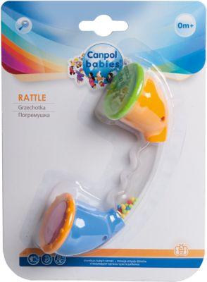 Погремушка Телефон, 0+, Canpol Babies, синий
