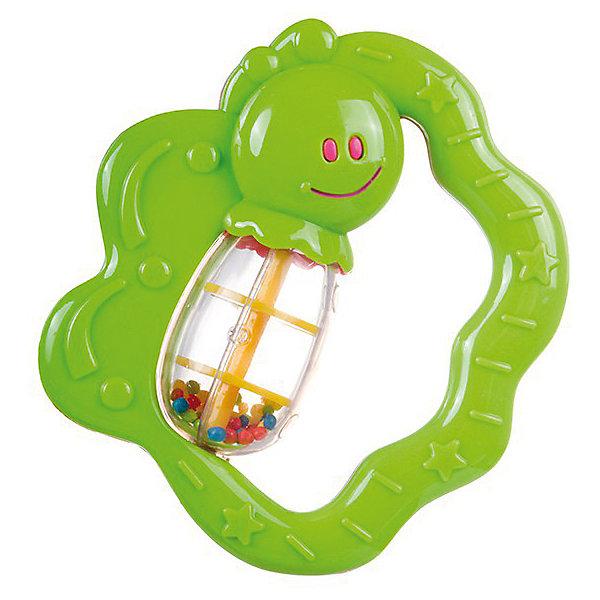 Погремушка Бабочка, 0+, Canpol Babies, зеленыйИгрушки для новорожденных<br>Погремушка Бабочка, 0+, Canpol Babies ( Канпол Бейбис), зеленый<br>Характеристики:<br>• Материал:  пластик.<br>• Цвет: зеленый.<br><br>Погремушка Бабочка, 0+, Canpol Babies ( Канпол Бейбис), зеленый —  яркая и легкая игрушка, которую удобно держать в крошечных ручках. Она  сделана в форме забавной бабочки из высококачественного пластика, который совершенно безопасен для здоровья вашего малыша! Карапузу будет удобно держать игрушку у себя в ручке! Играя с этой погремушкой, ребенок будет развивать моторику рук, тактильное и звуковое восприятие.<br><br>Погремушку Бабочка, 0+, Canpol Babies ( Канпол Бейбис), зеленый  можно купить в нашем интернет – магазине.<br><br>Ширина мм: 145<br>Глубина мм: 15<br>Высота мм: 200<br>Вес г: 400<br>Возраст от месяцев: 0<br>Возраст до месяцев: 18<br>Пол: Унисекс<br>Возраст: Детский<br>SKU: 5156764