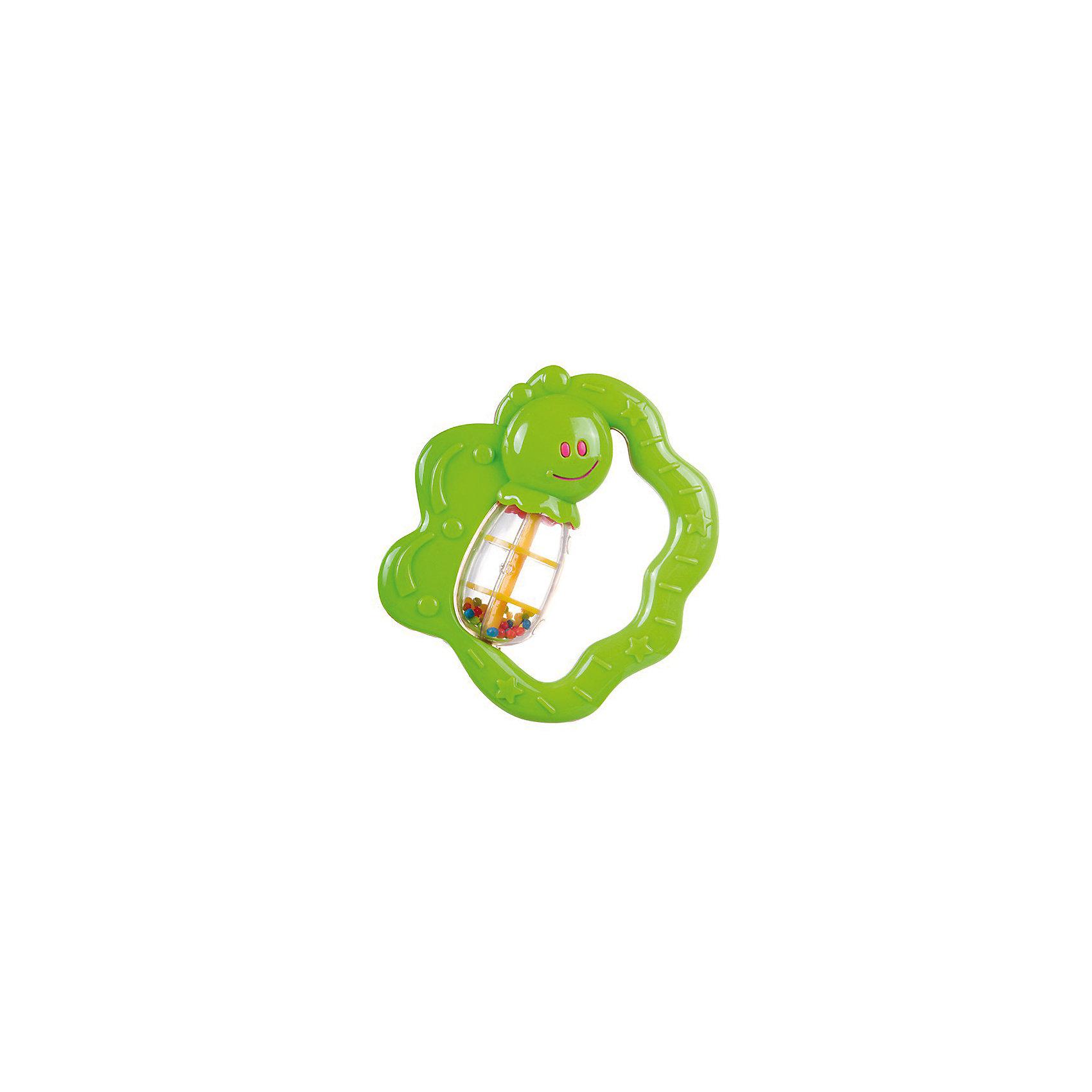 Canpol Babies Погремушка Бабочка, 0+, Canpol Babies, зеленый canpol babies погремушка бабочка 0 canpol babies зеленый