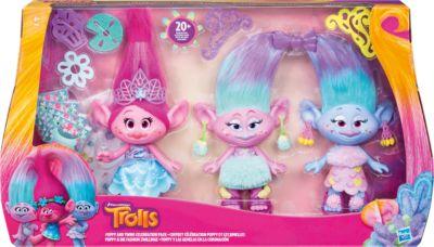 Hasbro Поппи И Модные Близнецы, Тролли