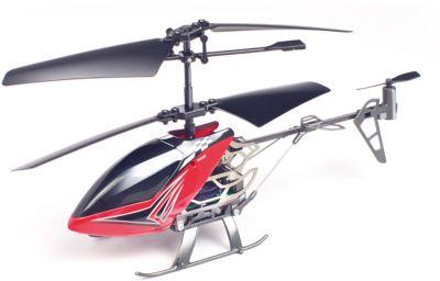 Вертолет Скай Драгон на р/у, красный, Silverlit
