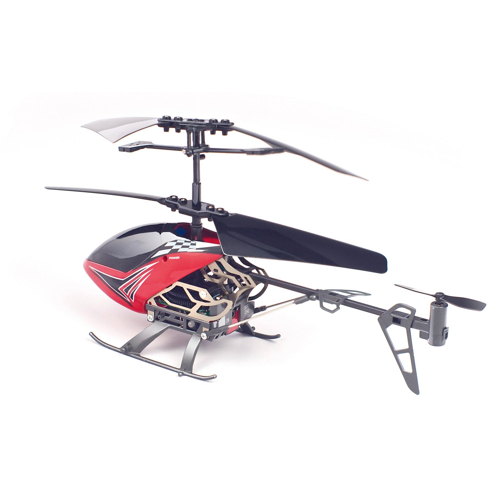 "Вертолет ""Скай Драгон"" на р/у, красный, Silverlit от myToys"