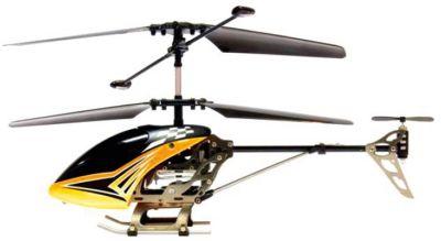 Вертолет Скай Драгон на р/у, жёлтый, Silverlit