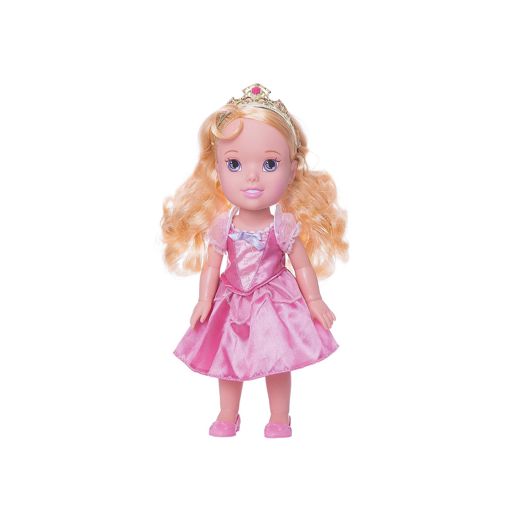 Jakks Pacific Кукла-малышка Принцессы Диснея Аврора, 31 см. hasbro кукла рапунцель принцессы дисней