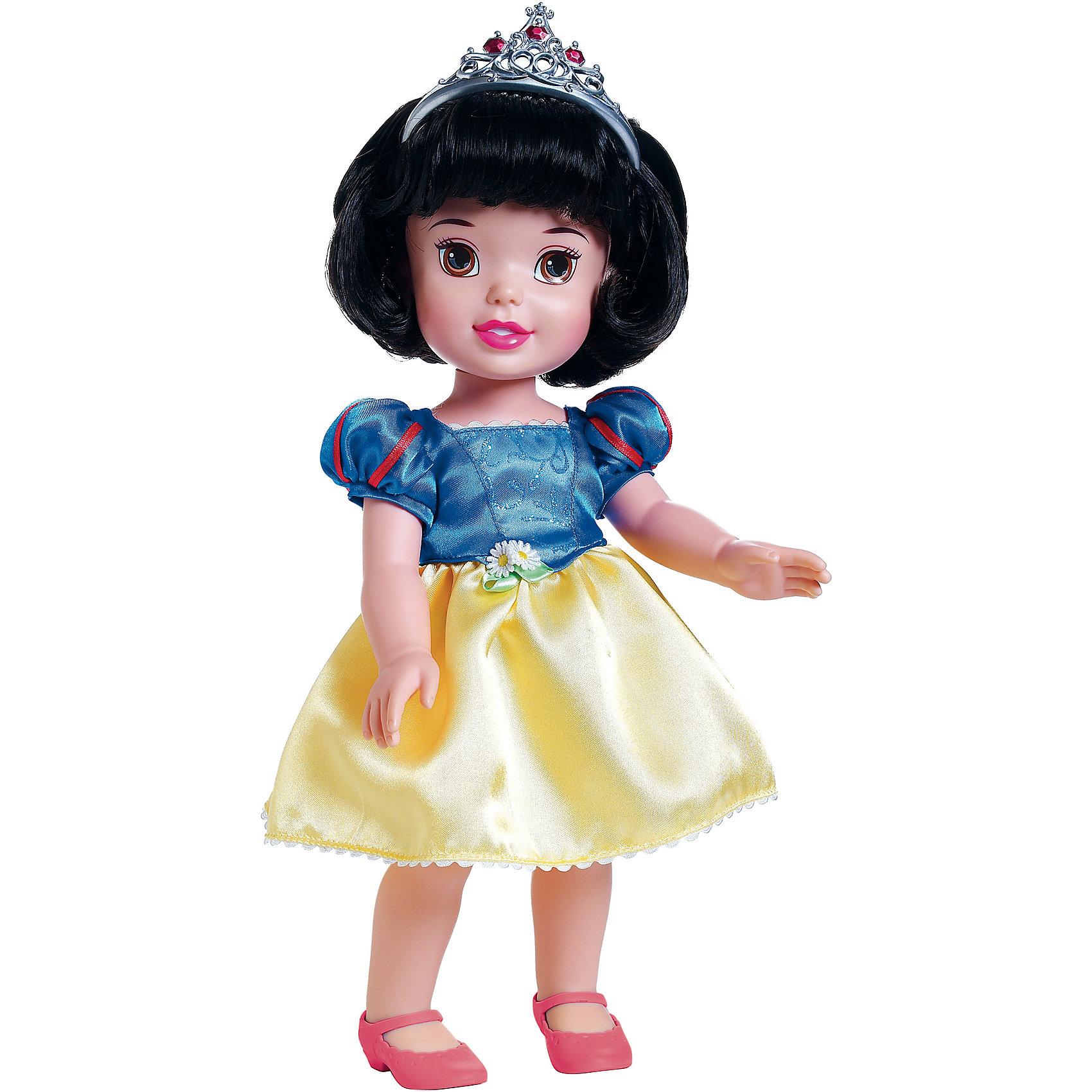 Jakks Pacific Кукла-малышка Принцессы Диснея - Белоснежка, 31 см кукла золушка 7 5 см принцессы дисней