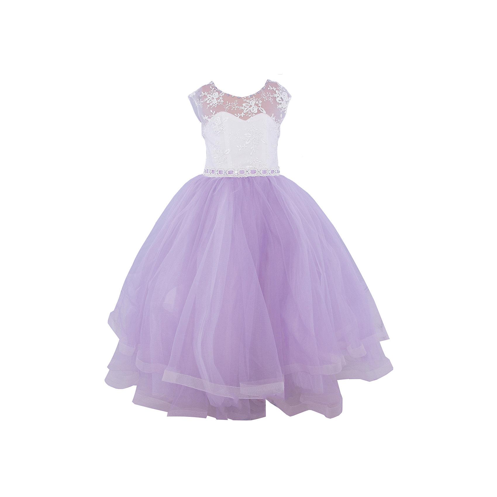 Платье нарядное ПрестижПлатье для девочки Престиж.<br><br>Характеристики:<br><br>• длинное<br>• без рукавов<br>• цвет: фиолетовый<br>• состав: 100% полиэстер<br><br>Длинное платье для девочки Престиж не имеет рукавов. Светлый лиф платья украшен вышивкой и стразами. Его отлично дополняет пышный низ, на несколько тонов темнее. Пояс платья декорирован крупными стразами. Это платье - прекрасный выбор для юной леди!<br><br>Платье регулируется шнуровкой сзади, от талии до верха спинки. Шнуровка в комплекте.<br>Платье подходит для занятий бальными танцами.<br><br>Вы можете купить платье для девочки Престиж в нашем интернет-магазине.<br><br>Ширина мм: 236<br>Глубина мм: 16<br>Высота мм: 184<br>Вес г: 177<br>Цвет: фиолетовый<br>Возраст от месяцев: 72<br>Возраст до месяцев: 84<br>Пол: Женский<br>Возраст: Детский<br>Размер: 116,128,122<br>SKU: 5158342