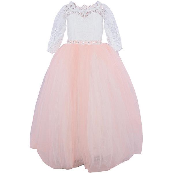 Платье нарядное ПрестижОдежда<br>Платье для девочки Престиж.<br><br>Характеристики:<br><br>• пышный силуэт<br>• корсет<br>• рукав три четверти<br>• цвет: персиковый<br>• состав: 100% полиэстер<br><br>Платье для девочки Престиж имеет пышный силуэт и рукав три четверти. Прекрасное сочетание светлого полупрозрачного лифа и пышной юбки нежного цвета поможет создать элегантный образ маленькой леди.<br><br>Платье регулируется шнуровкой сзади, от талии до верха спинки. Шнуровка в комплекте.<br>Платье подходит для занятий бальными танцами.<br><br>Платье для девочки Престиж вы можете купить в нашем интернет-магазине.<br><br>Ширина мм: 236<br>Глубина мм: 16<br>Высота мм: 184<br>Вес г: 177<br>Цвет: оранжевый<br>Возраст от месяцев: 72<br>Возраст до месяцев: 84<br>Пол: Женский<br>Возраст: Детский<br>Размер: 116,128,122<br>SKU: 5158373