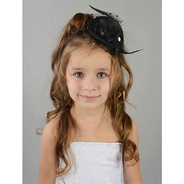 Нарядная шляпа-ободок Престиж