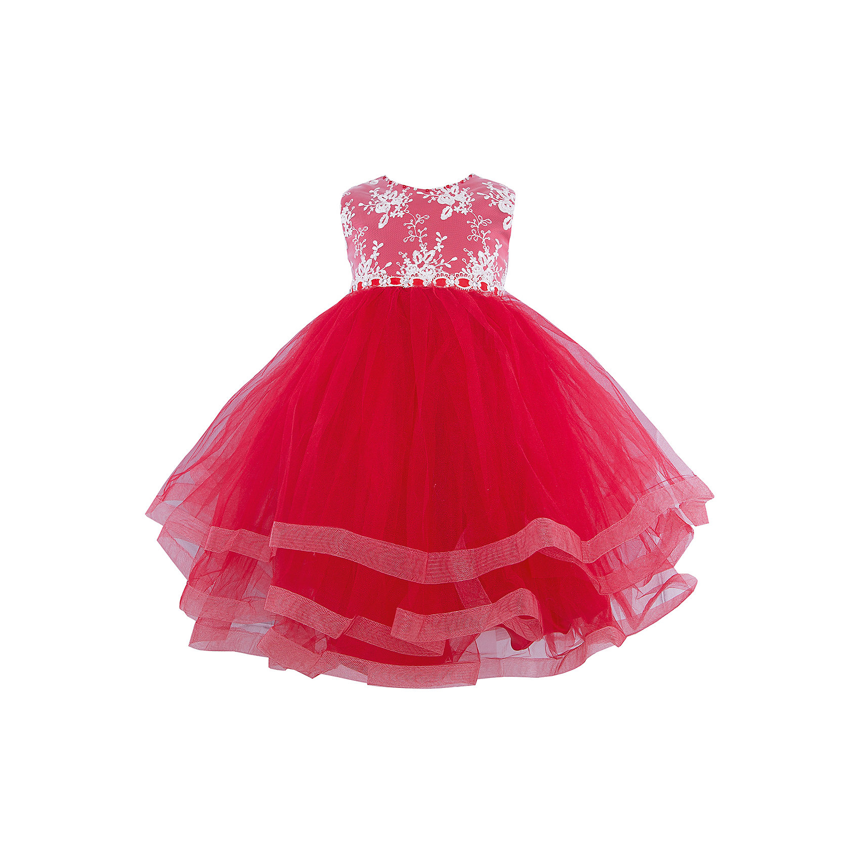 Платье нарядное ПрестижОдежда<br>Платье для девочки Престиж.<br><br>Характеристики:<br><br>• пышный силуэт<br>• без рукавов<br>• состав: 100% полиэстер<br>• цвет: красный<br><br>Платье для девочки Престиж - пышное и короткое. Пышная юбка и лиф, украшенный вышивкой, дополнены красивым поясом. Это платье создано специально для маленьких принцесс!<br><br>Платье регулируется шнуровкой сзади, от талии до верха спинки. Шнуровка в комплекте.<br>Платье подходит для занятий бальными танцами.<br><br>Платье для девочки Престиж вы можете купить в нашем интернет-магазине.<br><br>Ширина мм: 236<br>Глубина мм: 16<br>Высота мм: 184<br>Вес г: 177<br>Цвет: красный<br>Возраст от месяцев: 48<br>Возраст до месяцев: 60<br>Пол: Женский<br>Возраст: Детский<br>Размер: 110,116,104<br>SKU: 5158409
