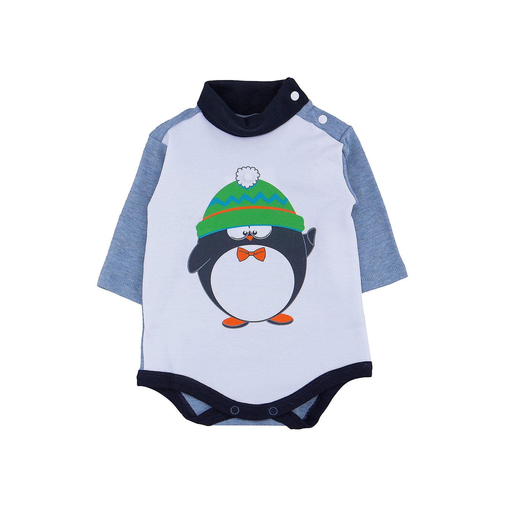 Боди-водолазка для мальчика Soni KidsБоди<br>Характеристики товара:<br><br>• цвет: разноцветный<br>• материал: 100% хлопок<br>• декорирован принтом<br>• высокое горло<br>• застежки: кнопки<br>• мягкие швы<br>• страна бренда: РФ<br>• страна изготовитель: РФ<br><br>К одежде для малышей предъявляются особые требования: она должна быть тщательно проработана, удобна и безопасна. Продукция известного российского бренда Soni Kids всегда учитывает эти особенности при разработке моделей детской одежды, поэтому её товары так популярны среди российских потребителей.<br>Эта боди-водолазка сшита из натурального хлопка, который не вызывает аллергии и позволяет коже малышей дышать. Застежки и швы тщательно обработаны, что обеспечивает ребенку необходимый комфорт. Модель сшита из качественных и проверенных материалов, которые безопасны для детей.<br><br>Боди-водолазку для мальчика от бренда Soni Kids (Сони кидс) можно купить в нашем интернет-магазине.<br><br>Ширина мм: 157<br>Глубина мм: 13<br>Высота мм: 119<br>Вес г: 200<br>Цвет: голубой<br>Возраст от месяцев: 12<br>Возраст до месяцев: 15<br>Пол: Мужской<br>Возраст: Детский<br>Размер: 80,62,68,74<br>SKU: 5162664