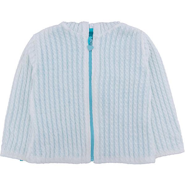 Жакет для мальчика Soni KidsТолстовки, свитера, кардиганы<br>Характеристики товара:<br><br>• цвет: разноцветный<br>• материал: 100% полиэстер, подкладка - 100% хлопок<br>• декорирован принтом<br>• застежка: молния<br>• мягкие швы<br>• страна бренда: РФ<br>• страна изготовитель: РФ<br><br>К одежде для малышей предъявляются особые требования: она должна быть тщательно проработана, удобна и безопасна. Продукция известного российского бренда Soni Kids всегда учитывает эти особенности при разработке моделей детской одежды, поэтому её товары так популярны среди российских потребителей.<br>Этот жакет сшит из качественного материала, подкладка - из натурального хлопка, который не вызывает аллергии и позволяет коже малышей дышать. Застежки и швы тщательно обработаны, что обеспечивает ребенку необходимый комфорт. Модель сшита из качественных и проверенных материалов, которые безопасны для детей.<br><br>Жакет для мальчика от бренда Soni Kids (Сони кидс) можно купить в нашем интернет-магазине.<br>Ширина мм: 157; Глубина мм: 13; Высота мм: 119; Вес г: 200; Цвет: голубой; Возраст от месяцев: 6; Возраст до месяцев: 9; Пол: Мужской; Возраст: Детский; Размер: 74,86,80; SKU: 5162689;
