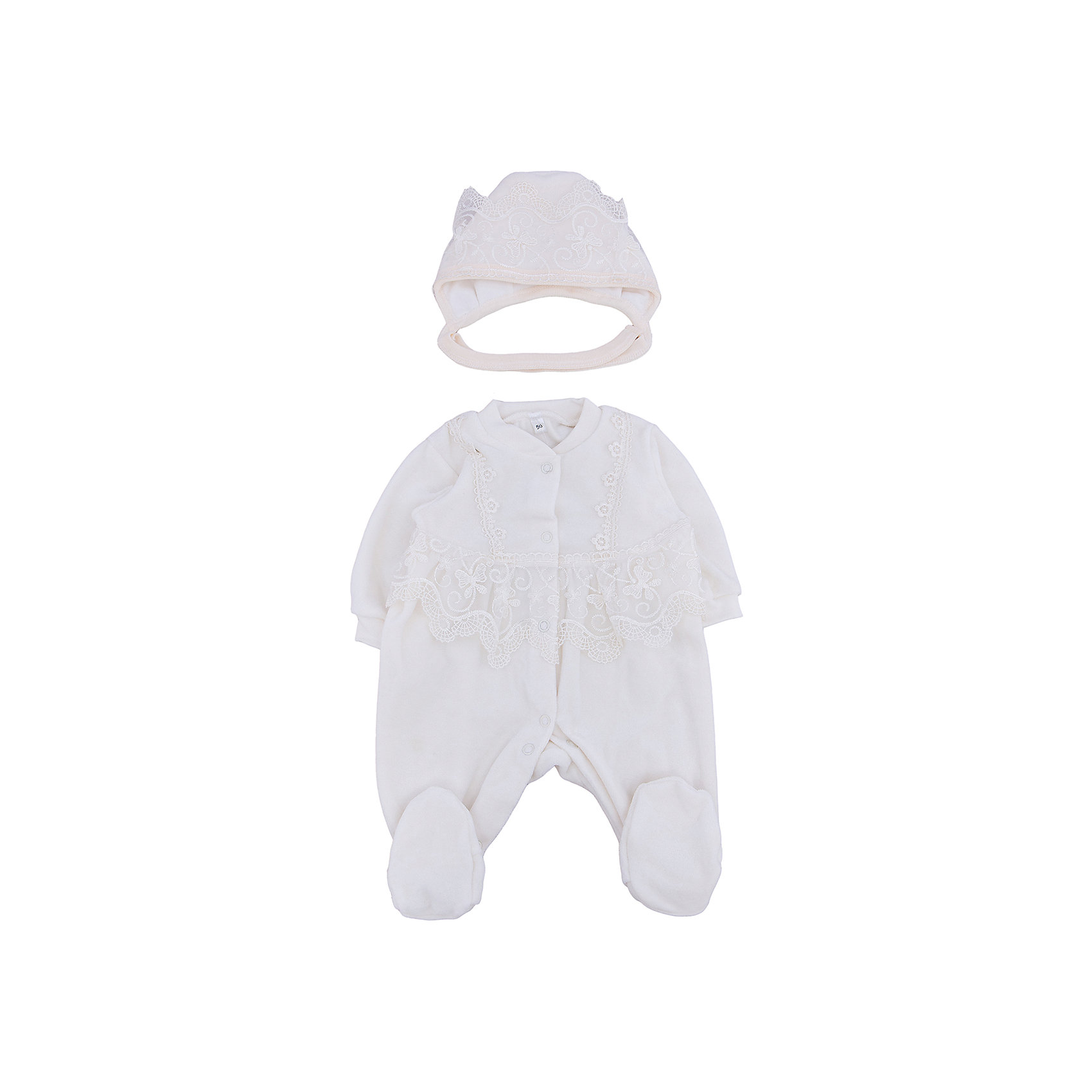 Комплект на выписку для девочки Soni KidsНаборы одежды, конверты на выписку<br>Комплект на выписку для девочки Soni Kids<br><br>В комплект входит:<br><br>-платьице<br>-повязка на голову <br><br>Характеристика:<br><br>-Материал: хлопок<br>-Застежки: кнопки<br>-Размер: 56<br>-Цвет: -Марка:  Soni kids(Сони кидс)<br><br>Комплект на выписку Soni kids выполнен из натуральных материалов, поэтому не вызовет раздражения на коже новорожденного ребёнка. Платьице и повязка декорированы кружевом и бантиками.<br> <br>Комплект на выписку для девочки Soni Kids можно приобрести в нашем интернет-магазине.<br><br>Ширина мм: 157<br>Глубина мм: 13<br>Высота мм: 119<br>Вес г: 200<br>Цвет: голубой<br>Возраст от месяцев: 0<br>Возраст до месяцев: 3<br>Пол: Женский<br>Возраст: Детский<br>Размер: 56<br>SKU: 5162697