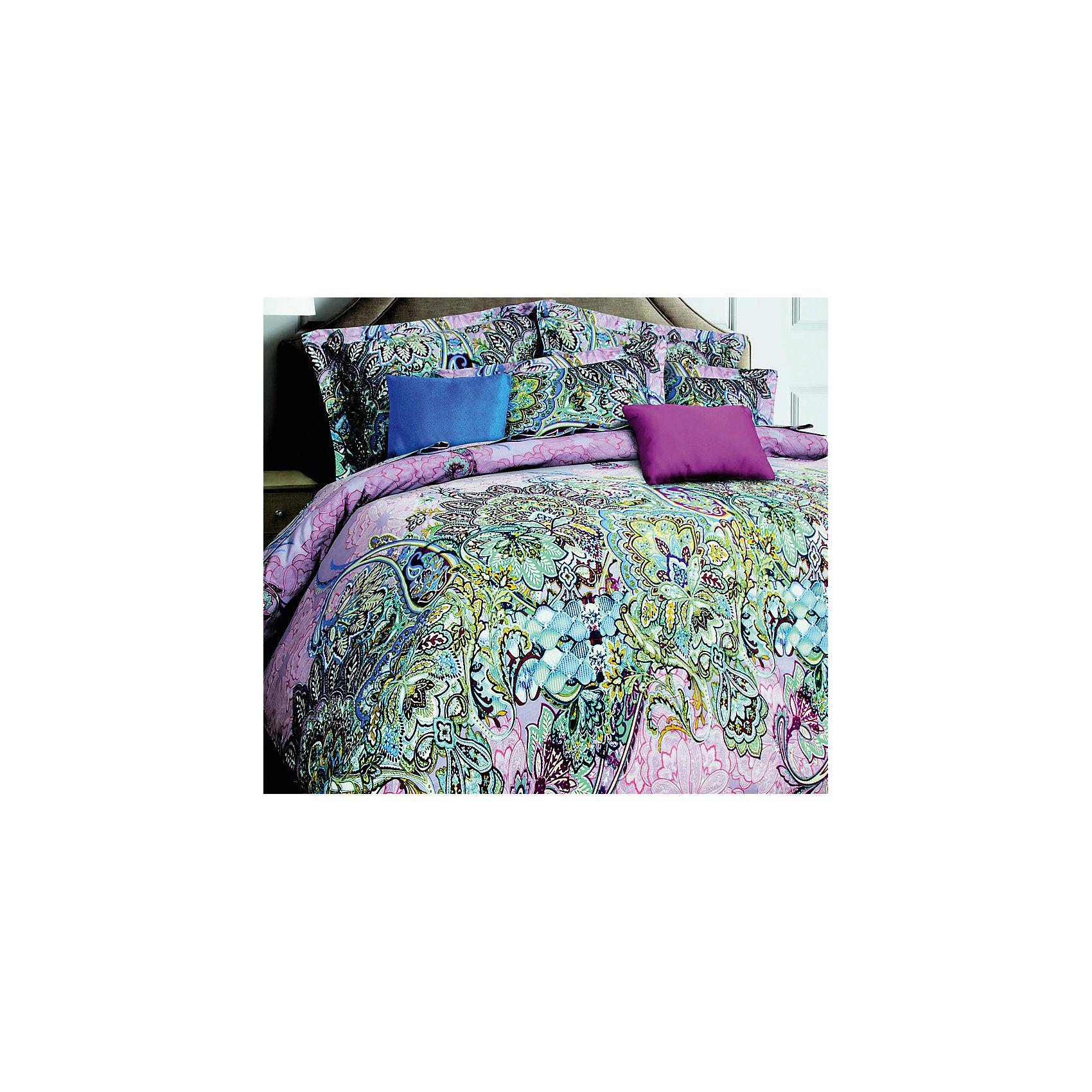 Мона Лиза Постельное белье Chinon, 2-спальный,  70*70 и 50*70 сатин, Mona Liza постельное белье адель постельное белье сокровище персии 2сп