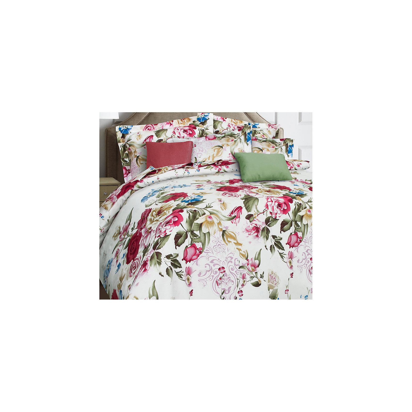 Постельное белье King size Vita, 50*70 70*70 сатин, Mona LizaДомашний текстиль<br>Характеристики:<br><br>• Вид домашнего текстиля: постельное белье<br>• Тип постельного белья по размерам: King size<br>• Серия: Mona Liza Premium<br>• Сезон: круглый год<br>• Материал: сатин <br>• Цвет: розовый, белый, красный, желтый<br>• Комплектация: <br> пододеяльник – 1 шт. 200*220 см <br> простынь – 1 шт. 240*260 см<br> наволочки – 4 шт. (2 шт. 70*70 см и 2 шт. 50*70 см)<br>• Тип упаковки: книжка <br>• Вес в упаковке: 3 кг 100 г<br>• Особенности ухода: машинная стирка при температуре 30 градусов<br><br>Постельное белье King size Vita 50*70 70*70 сатин, Mona Liza изготовлено под отечественным торговым брендом, выпускающим постельное белье из натуральных тканей. Комплект выполнен из сатина, обладающего особой мягкостью, шелковистостью поверхности, хорошими износоустойчивыми свойствами. Изделия из сатина очень долгое время сохраняютформу и фактуру даже при частых стирках. Комплектсостоит из 6-ти предметов: простыни, пододеяльника и четырех наволочек. Комплект выполнен в стильном дизайне с изображением цветочного рисунка.<br>Постельное белье King size Vita 50*70 70*70 сатин, Mona Liza – домашний текстиль, соответствующий международным стандартам качества и безопасности!<br><br>Постельное белье King size Vita 50*70 70*70 сатин, Mona Liza можно купить в нашем интернет-магазине.<br><br>Ширина мм: 290<br>Глубина мм: 90<br>Высота мм: 370<br>Вес г: 3000<br>Возраст от месяцев: 84<br>Возраст до месяцев: 1188<br>Пол: Женский<br>Возраст: Детский<br>SKU: 5165658