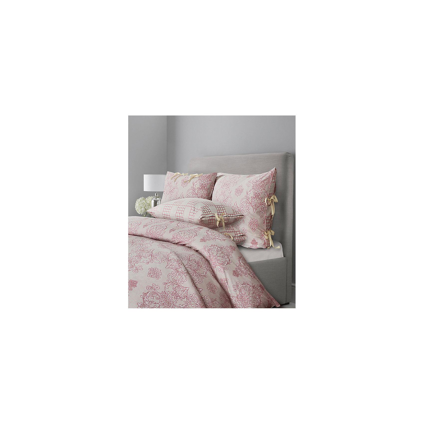 Мона Лиза Постельное белье SL Chalet, 2-спальный, 70*70 50х70 сатин, Mona Liza, пудровая роза постельное белье mona liza комплект постельного белья 2сп pet н 2 70 70 н 2 50х70 sl сатин панно