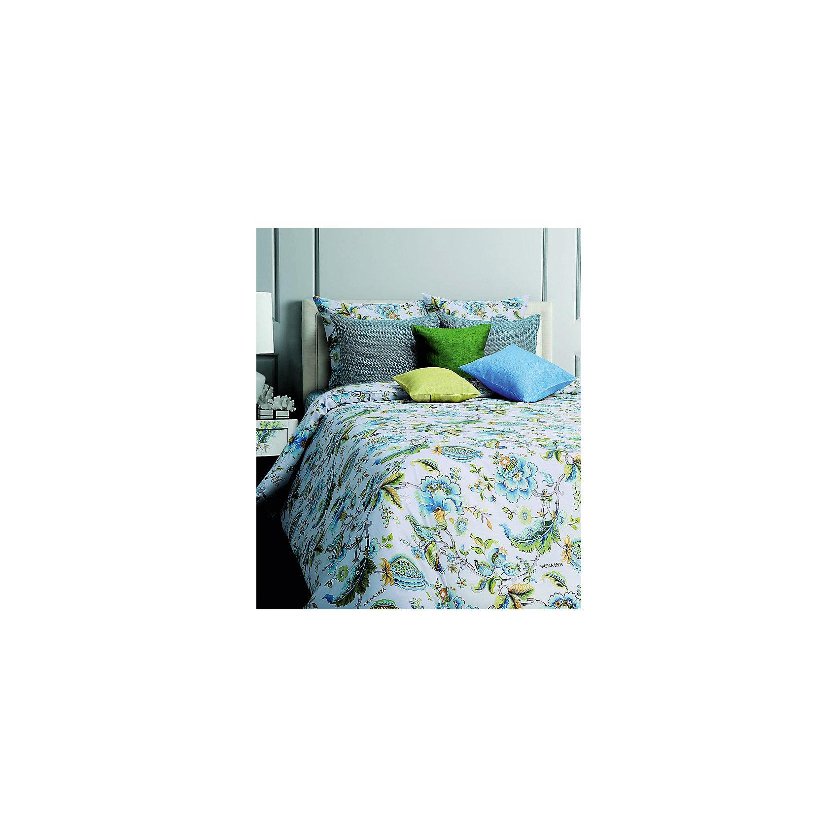 Постельное белье Евро Nensy  50*70, Mona LizaХарактеристики:<br><br>• Вид домашнего текстиля: постельное белье<br>• Тип постельного белья по размерам: Евро<br>• Серия: Mona Liza Classic<br>• Сезон: круглый год<br>• Материал: бязь <br>• Цвет: синий, белый, голубой, желтый, зеленый<br>• Комплектация: <br> пододеяльник на пуговицах– 1 шт. 200*220 см <br> простынь – 1 шт. 215*240 см<br> наволочки – 2 шт. (50*70 см)<br>• Тип упаковки: книжка <br>• Вес в упаковке: 2 кг 300 г<br>• Особенности ухода: машинная стирка при температуре 30 градусов<br><br>Постельное белье Евро Nensy 50*70, Mona Liza изготовлено под отечественным торговым брендом, выпускающим постельное белье из натуральных тканей. Комплект выполнен из 100 % бязи, отличающейся высокими характеристиками не только прочности самого полотна, но и устойчивости окраски, которая выполняется по особой технологии. Комплектсостоит из 4-х предметов. Постельное белье выполнено в стильном дизайне с нежным цветочным рисунком. <br>Постельное белье Евро Nensy 50*70, Mona Liza – домашний текстиль, соответствующий международным стандартам качества и безопасности!<br><br>Постельное белье Евро Nensy 50*70, Mona Liza можно купить в нашем интернет-магазине.<br><br>Ширина мм: 290<br>Глубина мм: 90<br>Высота мм: 370<br>Вес г: 2500<br>Возраст от месяцев: 84<br>Возраст до месяцев: 1188<br>Пол: Женский<br>Возраст: Детский<br>SKU: 5165680