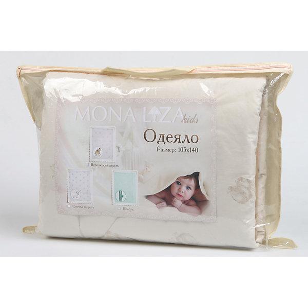 Одеяло Верблюжья шерсть 105*140,200г/м2, Mona Liza