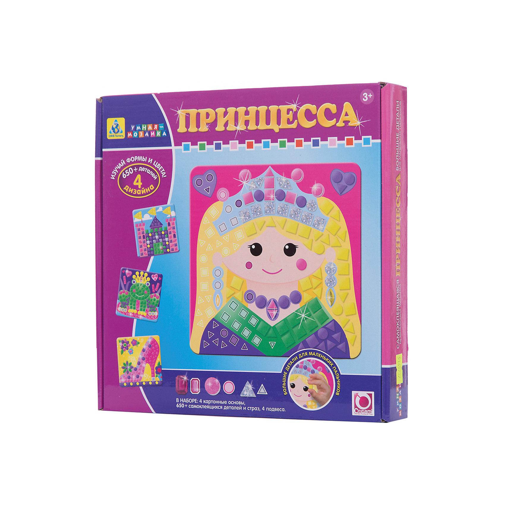 Orb Factory Мозаика-набор для малышей Принцесса мозаики the orb factory мозаика набор пони 4 шт
