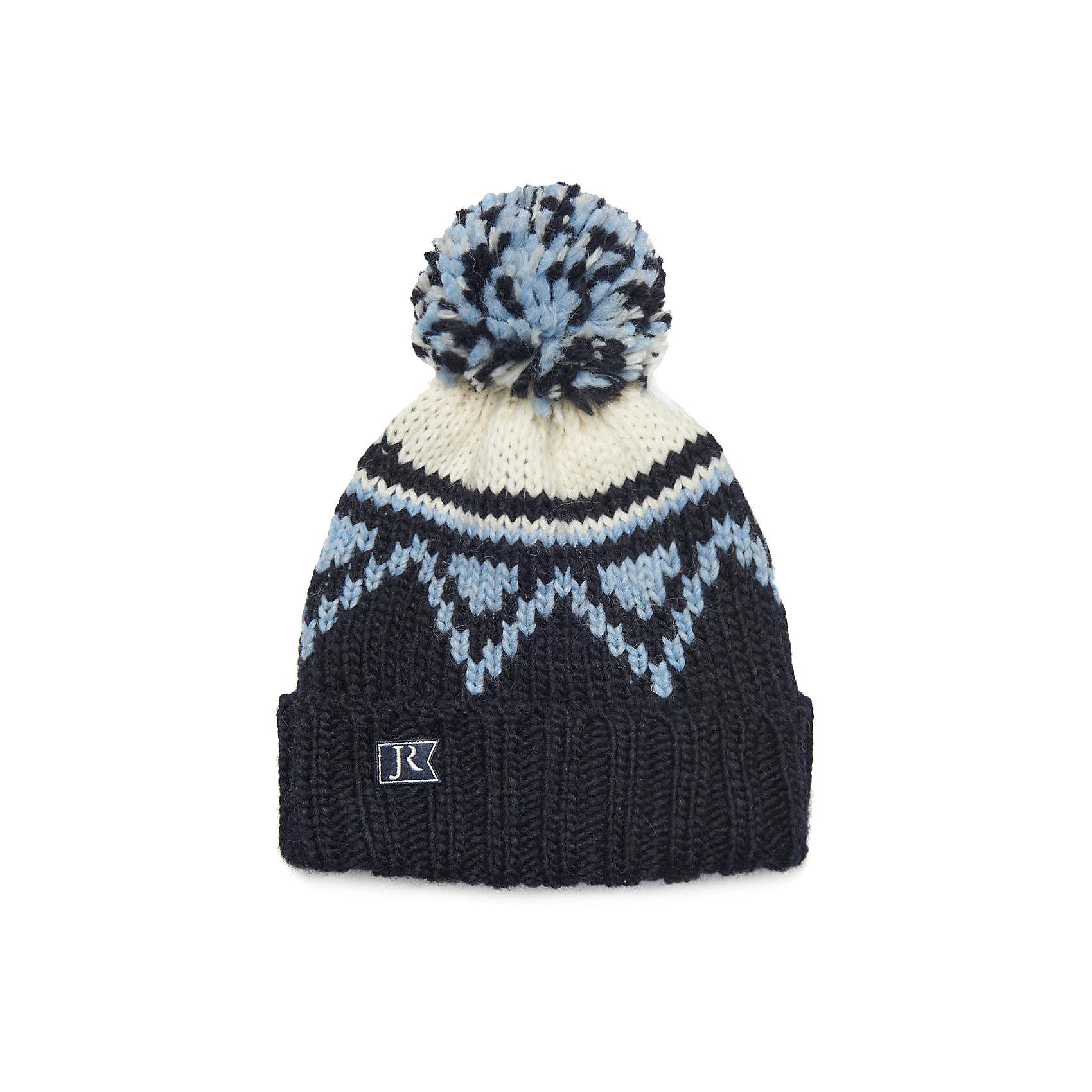 Junior Republic Шапка для мальчика Junior Republic шапки mialt шапка