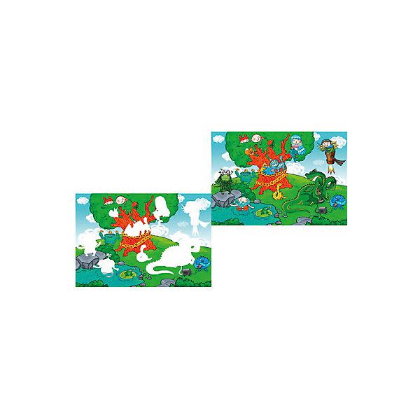 Раскраска Сказки водная, 43*29 смВодные раскраски<br>Характеристики товара:<br><br>• материал: бумага<br>• размер: 29х43 см<br>• вес: 80 г<br>• комплектация: раскраска, губка<br>• развивающая<br>• возраст: от трех лет<br>• страна бренда: Финляндия<br>• страна изготовитель: Китай<br><br>Такая раскраска станет отличным подарком малышам! Она отличается тем, что для раскрашивания не нужны краски - досточно воды!. Изображения крупные, поэтому даже малышам будет легко их раскрасить. С помощью раскрашивания ребенок не только весело проведет время, он будет тренировать внимательность, абстрактное мышление, логику, усидчивость, мелкую моторику и творческие способности. <br>Раскраска выпущена в удобном формате. Изделие производится из качественных и проверенных материалов, которые безопасны для детей.<br><br>Раскраску Сказки водную, 43*29 см от бренда KriBly Boo можно купить в нашем интернет-магазине.<br>Ширина мм: 430; Глубина мм: 290; Высота мм: 10; Вес г: 86; Возраст от месяцев: 36; Возраст до месяцев: 84; Пол: Унисекс; Возраст: Детский; SKU: 5167834;