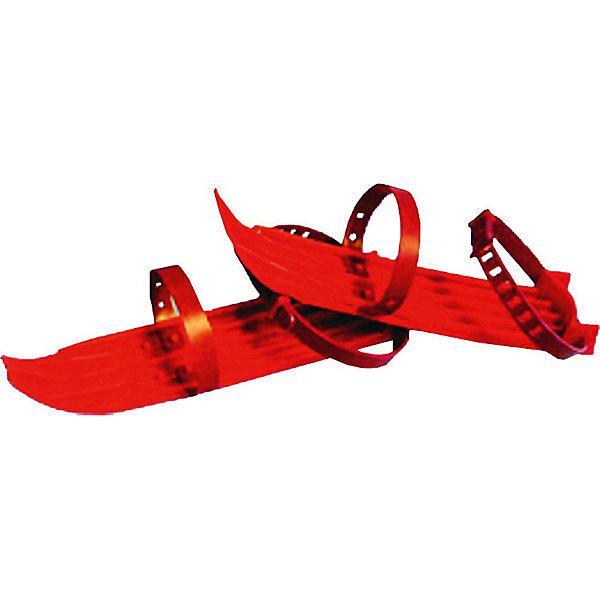 Мини-лыжи малые, красныеЛыжи и сноуборды<br>Мини-лыжи малые, красные.<br><br>Характеристики:<br><br>• Размер упаковки – 40,5х4,5х7,5 см.<br>• Вес: 350 г.<br>• Материал: пластик.<br>• Цвет: красный.<br><br>Катание на лыжах – коротышках одна из веселых зимних забав! К тому же, это прекрасная закалка и тренировка! Лыжи выполнены из прочного пластика и надёжно крепятся к ноге с помощью двух регулируемых ремешков. Яркий красный цвет привлечет внимание вашего ребенка. С мини-лыжами зимние прогулки станут еще  насыщеннее и веселее! <br><br>Мини-лыжи малые, красные, можно купить в нашем интернет – магазине.<br>Ширина мм: 405; Глубина мм: 45; Высота мм: 75; Вес г: 350; Цвет: красный; Возраст от месяцев: 36; Возраст до месяцев: 2147483647; Пол: Женский; Возраст: Детский; SKU: 5167849;